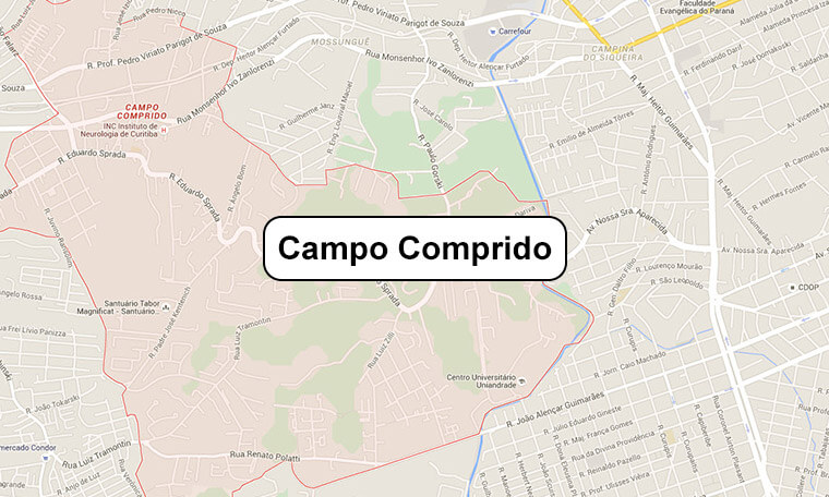 Desentupidora Curitiba Campo Comprido